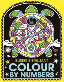 Image for Buster's Brilliant Colour By Numbers
