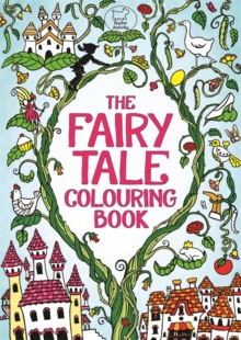 Image for The Fairy Tale Colouring Book