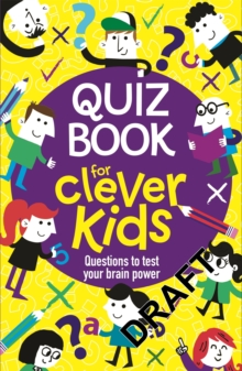 Quiz book for clever kids - Dickason, Chris