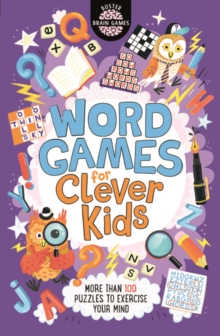 Word Games for Clever Kids (R) - Moore, Gareth