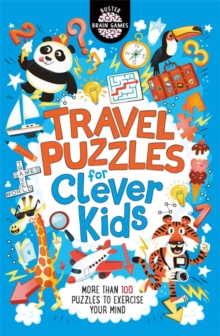 Travel Puzzles for Clever Kids (R) - Moore, Gareth