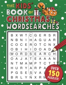 Image for The Kids' Book of Christmas Wordsearches