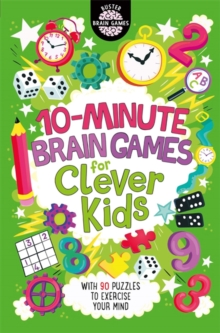 10-Minute Brain Games for Clever Kids (R) - Moore, Gareth