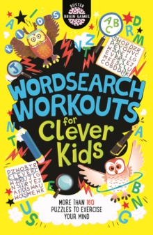 Wordsearch Workouts for Clever Kids (R) - Moore, Gareth