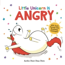 Image for Little Unicorn is angry