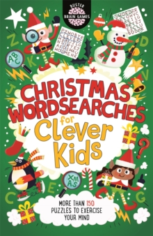 Christmas Wordsearches for Clever Kids (R) - Moore, Gareth