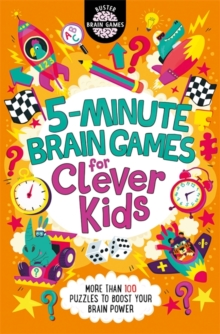 5-Minute Brain Games for Clever Kids (R) - Moore, Gareth