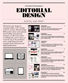 Image for Editorial design  : digital and print
