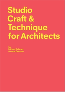 Image for Studio craft & technique for architects