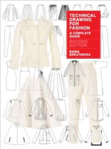 Image for Technical drawing for fashion  : a complete guide