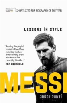 Image for Messi  : lessons in style