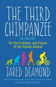 Image for The third chimpanzee  : for young people