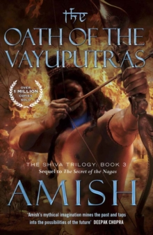 Image for The oath of the Vayuputras