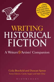 Image for Writing historical fiction  : a writers' and artists' companion