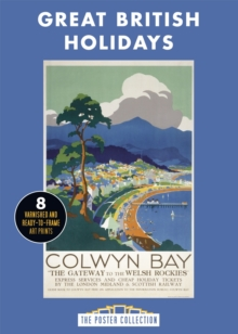 Image for Poster Pack: Great British Holidays : A Stunning Collection of Poster Art