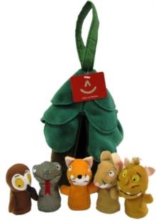 Image for GRUFFALOS CHILD FINGER PUPPETS
