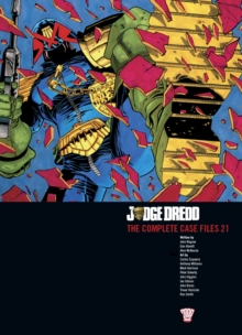 Image for Judge Dredd  : the complete case files21