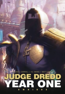 Image for Judge Dredd year one