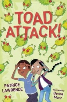 Toad attack! - Lawrence, Patrice