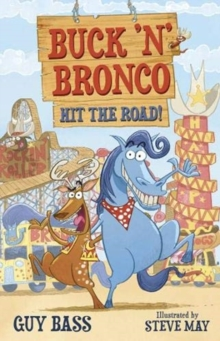 Image for Buck 'n' Bronco hit the road!