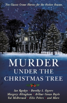 Image for Murder under the Christmas tree  : classic mysteries for the festive season