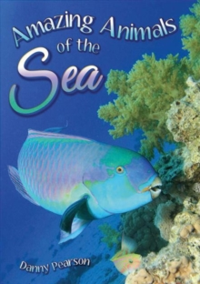 Image for Amazing animals of the sea