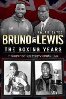 Image for Bruno and Lewis : The Boxing Years