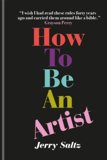 Image for How to be an artist