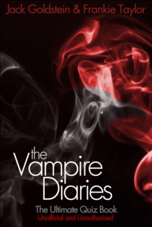 Image for The Vampire Diaries - The Ultimate Quiz Book