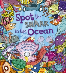 Image for Spot the shark in the ocean
