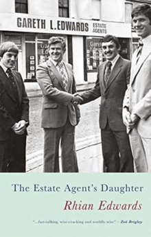 The estate agent's daughter - Edwards, Rhian