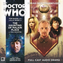 Image for The Fourth Doctor Adventures : The Haunting of Malkin Place