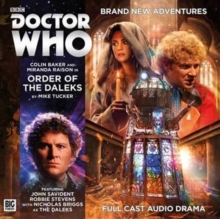 Image for Doctor Who Main Range: Order of the Daleks