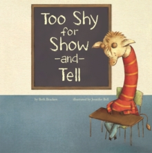 Image for Too shy for show and tell