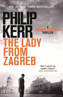 Image for The lady from Zagreb