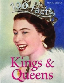 Image for 100 Facts Kings & Queens