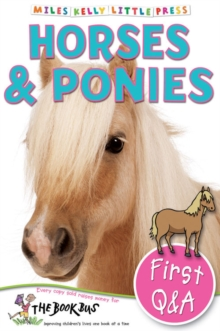 Image for First Q&A horses & ponies