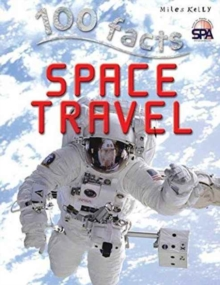Image for 100 FACTS SPACE TRAVEL