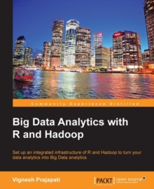 Image for Big data analytics with R and Hadoop