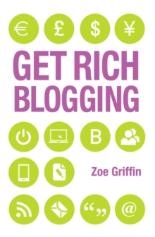Image for Get rich blogging