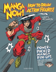 Image for Manga now!  : how to draw action figures