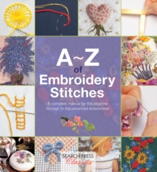 Image for A-Z of embroidery stitches