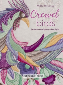 Image for Crewel birds  : Jacobean embroidery takes flight