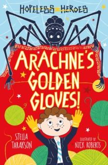 Image for Arachne's golden gloves!