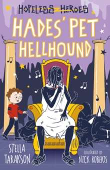 Image for Hades' pet hellhound