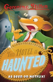 Image for This hotel is haunted