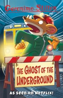 Image for The phantom of the underground