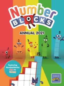 Image for Numberblocks Annual 2021