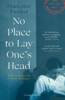 Image for No place to lay one's head