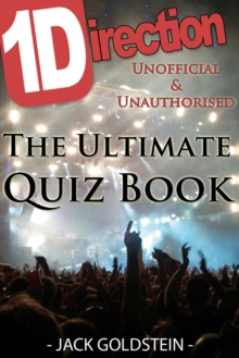 Image for 1D - One Direction: The Ultimate Quiz Book